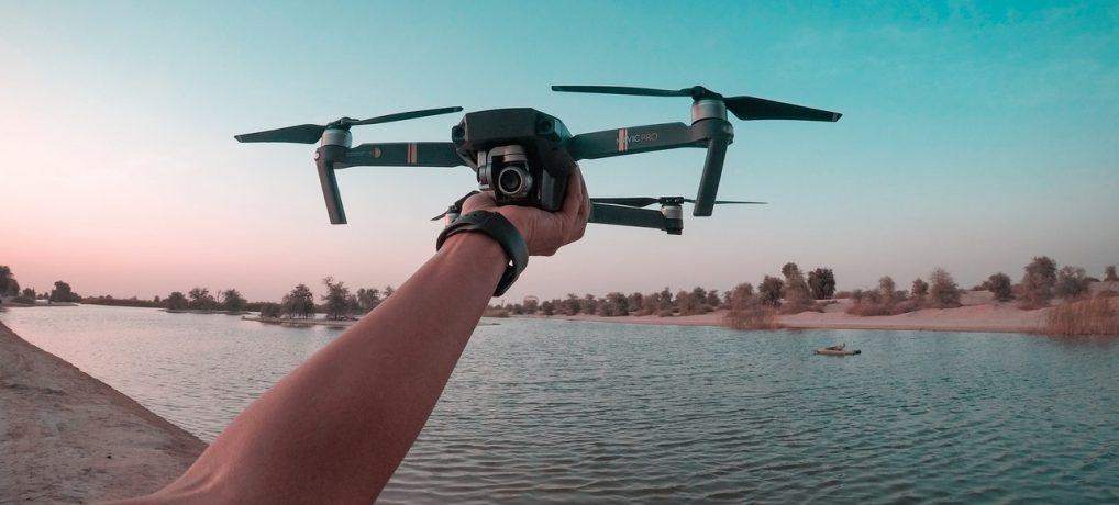 5 Tips voor prachtige luchtbeelden met je drone